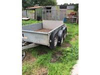 Trailer. Ifor Williams Gd85 very good condition