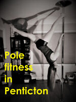 Private Pole Fitness Lessons for everyone 19+!