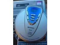 Walkman CD player cd344 as new hardly used .Great sound bargain price .