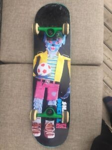 Skateboard - LOWERED PRICE (quick sale)