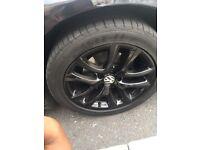 donington alloy wheels