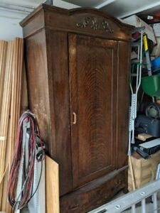 Antique Closet / Wardrobe