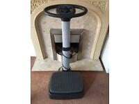 Lanaform vibrating plate exercise machine