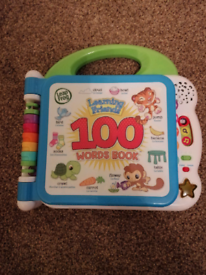 Leapfrog learning words