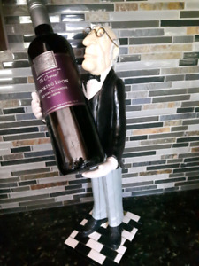 BERNARD THE BUTLER BOTTLE HOLDER
