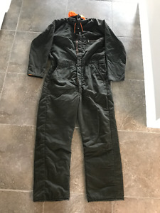 Canadian Caribou Insulated Coverall Large