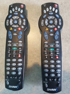Shaw Cable Remote