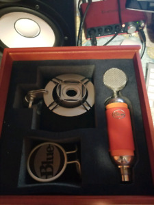 Selling a Blue Spark Condenser Microphone