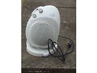 Delonghi fan heater in box