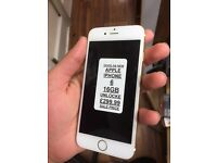 iPhone 6 16gb unlocked ALL COLOR IN STOCK NOW