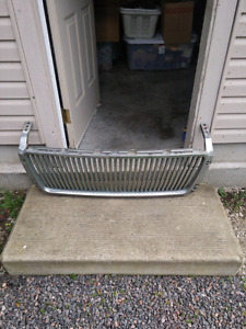 Aftermarket 07 F-150 grill
