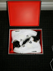 Jordan retro Pure Money 4s
