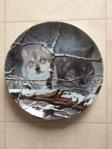 collector plate wolves