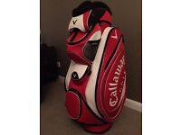 Callaway golf tour bag immaculate
