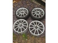 Genuine TSW Alloys