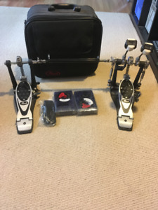 Bass Drum Double Kick Pedal (Pearl Eliminator P-2002C)
