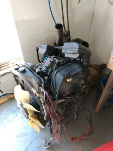 ( make an offer )Colorado/Canyon 5cyl 3.5L engin, trans