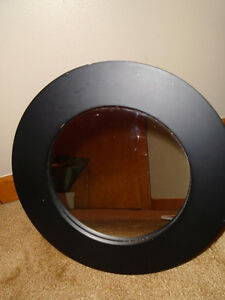 Mirror - Decor , Diameter 11 1/2 inches $10  ***PLEASE VIEW POS