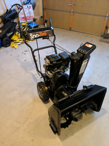 Sno-Tek 24 6-Speed Electric Start Gas Snow Blower