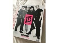 One direction latest book