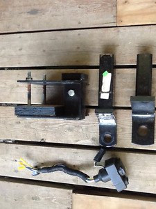 Trailer Hitches and adapter