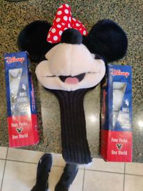 Disney golf items