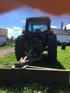 6410 John Deere tractor Peterborough Peterborough Area image 3