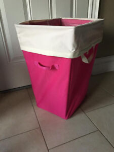 Girl's Laundry/Storage bin