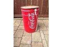 Coke Can Barrel
