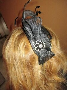 'Fascinator' - Handcrafted in England