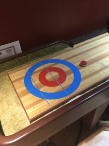 Shuffleboard for sale (bank board)
