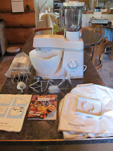 Kenwood Chef Model KM201 Kitchen Mixer