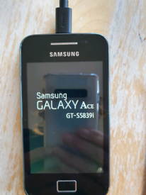 Samsung Galaxy Ace GT-S5839i Locked to Vodafone