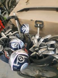 Ladies dunlop golf set