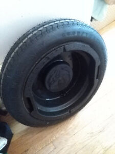 New never used spare tire and jack from Honda Odyssey 24""