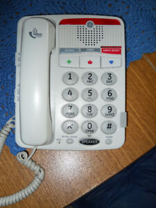 Large Number Speaker Phone