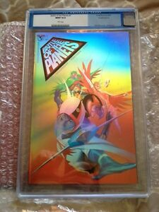Mint Battle of the Planets 1! Alex Ross Cover!