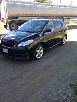 2009 Toyota Matrix XR with Sport Package Hatchback