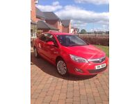 Vauxhall Astra (11 plate) 1.4 VVT EXCITE 5dr.