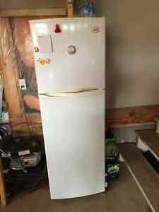 Apartment size fridge