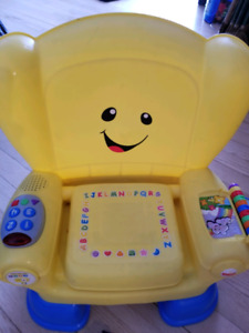 Baby chair toy