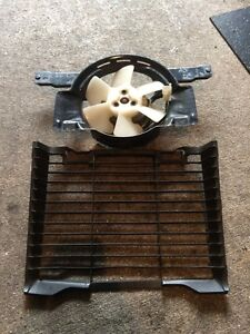 V65 Magna Rad Fan and Grill