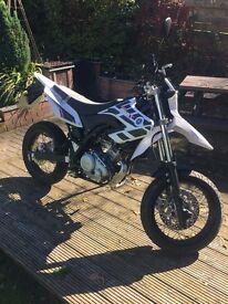 Yamaha WR125X 2016