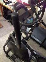 Elliptical Vision Fitness Model X1400
