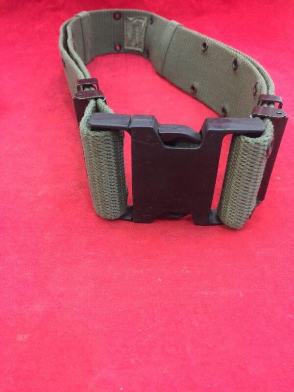 ONE USGI Individual Equipment Nylon Belt OD Green Size Large