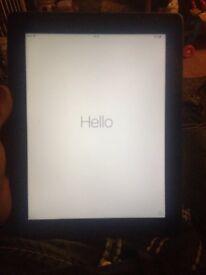 iPad 4 16gb wifi in box