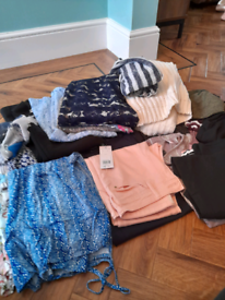 Women's clothes mostly size 8 , a couple of size 6 and 10