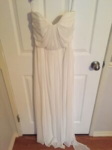 After Six Bridal/Bridesmaid gown
