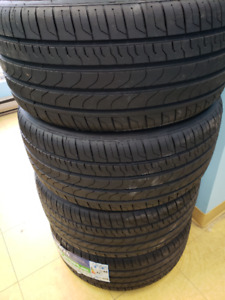 SUMMER TIRES RUNFLAT NEW 245/50R18 AND 255/50R19 NEW NEW NEW NEW