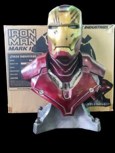 Sideshow Iron Man Mark 3 with Battle Damage ( or not ).